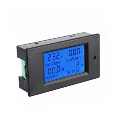 Многофункциональная измерительная головка PZEM-061, AC 80-260В, 0-100А