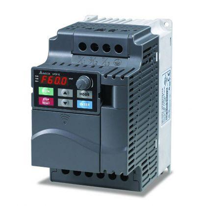 Delta VFD015E21A (1,5кВт - 220В) - Преобразователь частоты векторный