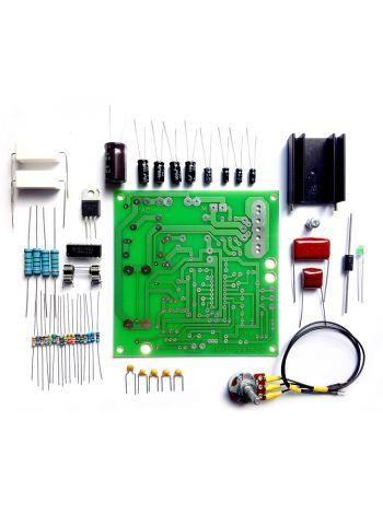 Конструктор регулятора оборотов - TDA1085